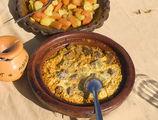 а вот и таджин / Фото из Марокко