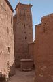 башни украшены традиционным геометрическим узором / Фото из Марокко