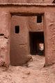 глиняный лабиринт / Фото из Марокко