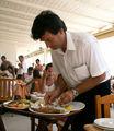 Миконос - разделка рыбы / Греция