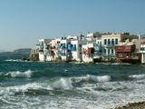 Миконос - греческая Венеция / Греция