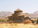 Наксос - церковь Св. Николая, IX век / Греция