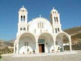 Парос - монастырь Св. Арсения / Греция