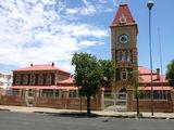 Городские часы / Фото из ЮАР