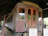 Старинный вагон руководства / Фото из ЮАР