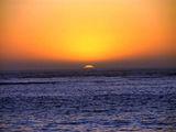 Заходящее солнце / Фото из ЮАР