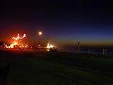 Стемнело, зажглись маячки / Фото из ЮАР