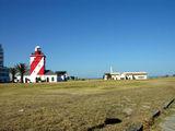Маяк на берегу / Фото из ЮАР