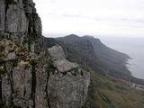 Отвесные склоны / Фото из ЮАР