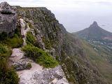Сотни тропинок ведут к вершине / Фото из ЮАР