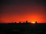 Закат / Фото из ЮАР