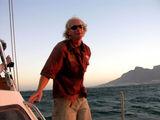 Маршрут на заходе солнца / Фото из ЮАР