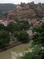 Тбилиси, вид на реку Куру и крепость Нарикалу / Фото из Турции