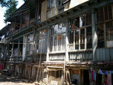 Тбилиси, типичный дворик в Старом городе / Фото из Турции