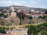 Тбилиси, Старый город и река Кура / Фото из Турции