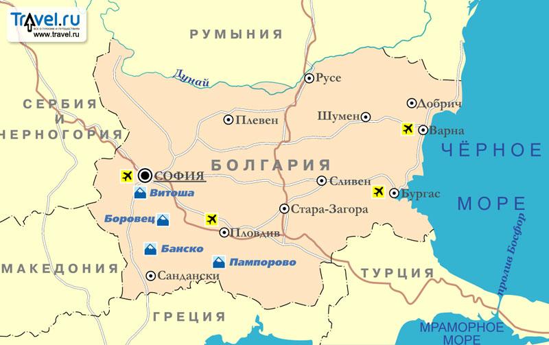На горнолыжных курортах Болгарии, ведется активное обновление гостиничной базы и горной инфраструктуры.