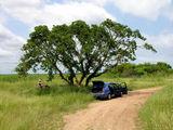 Парковка для перекуса / Фото из Свазиленда