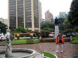 На площади / Фото из Колумбии