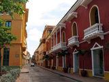 Улица Картахена / Фото из Колумбии