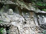 Ханчжоу, монастырь Линьинсы / Китай