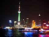 Шанхай, Pearl Tower - Жемчужная Башня / Китай