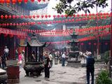 Шанхай, храм Изумрудного Будды / Китай