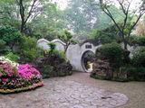 Сучжоу, сад Мастера Сетей / Китай