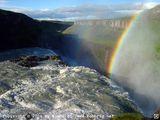 водопад Gullfoss / Исландия