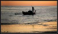 Рыбак / Фото с Мадагаскара