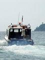 Скоростной катер в Мерсинг / Фото из Малайзии