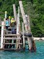 В ожидании парома / Фото из Малайзии