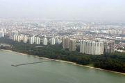 Пляжи и жилые кварталы / Фото из Малайзии