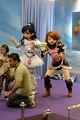 Развлечение для детей в магазине / Фото из Малайзии