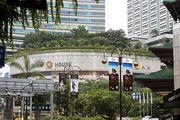 Всюду зелень и магазины / Фото из Малайзии