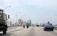 Широкие улицы и высокие дома / Фото из Малайзии
