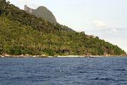 Остров Тиоман, самый южный мыс / Фото из Малайзии