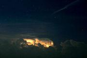Ночная гроза / Фото из Малайзии