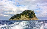 Остров, с которого происходят погружения / Фото из Южной Кореи