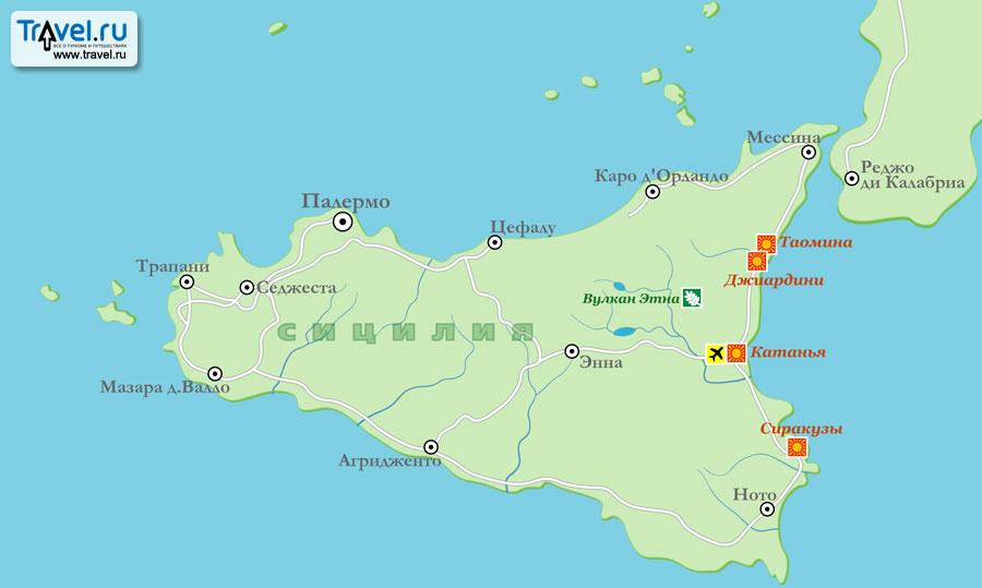 Карта города Адлер