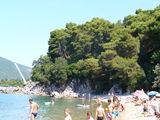 Пляж Tropikana / Фото из Черногории
