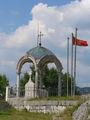 Вершина Орлиной горы: мавзолей Данило Петровича / Фото из Черногории