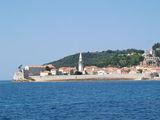 Старый город со стороны Будвы / Фото из Черногории