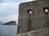 Цитадель и остров Св. Николая / Фото из Черногории
