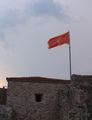 Флаг Черногории / Фото из Черногории