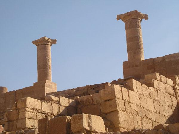 Здесь заседал римский парламент / Фото из Иоpдании