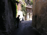 Как же взобраться к этому замку? / Фото из Швейцарии