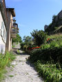 Ослиная тропа к замку / Фото из Швейцарии