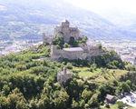 Замок Валери / Фото из Швейцарии