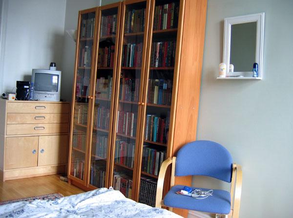 Чистая и аккуратная комната / Фото из Норвегии