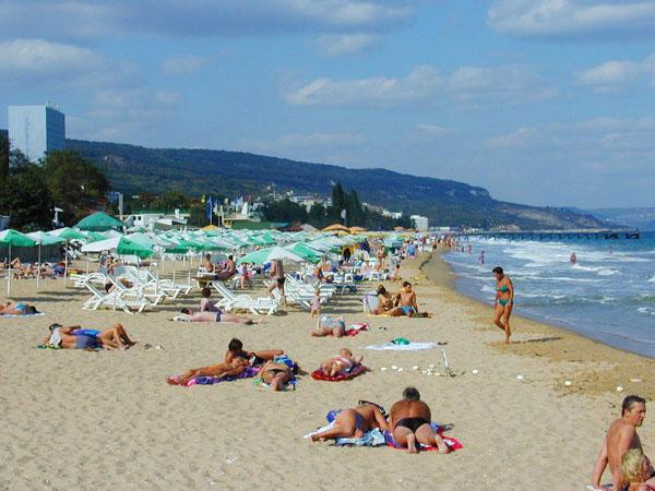 болгарии фото золотые пески